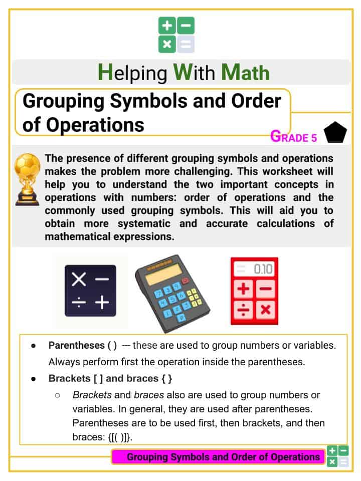 Order-of-Operations-and-Grouping-Symbols
