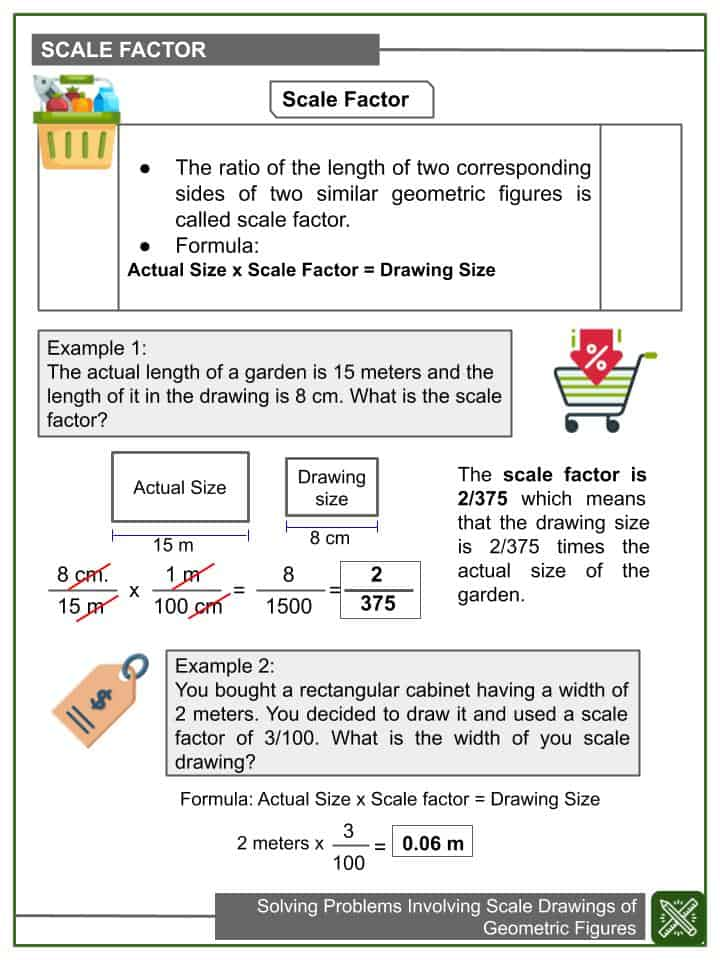 _Solving Problems Involving Scale Drawings of Geometric Figures (2)