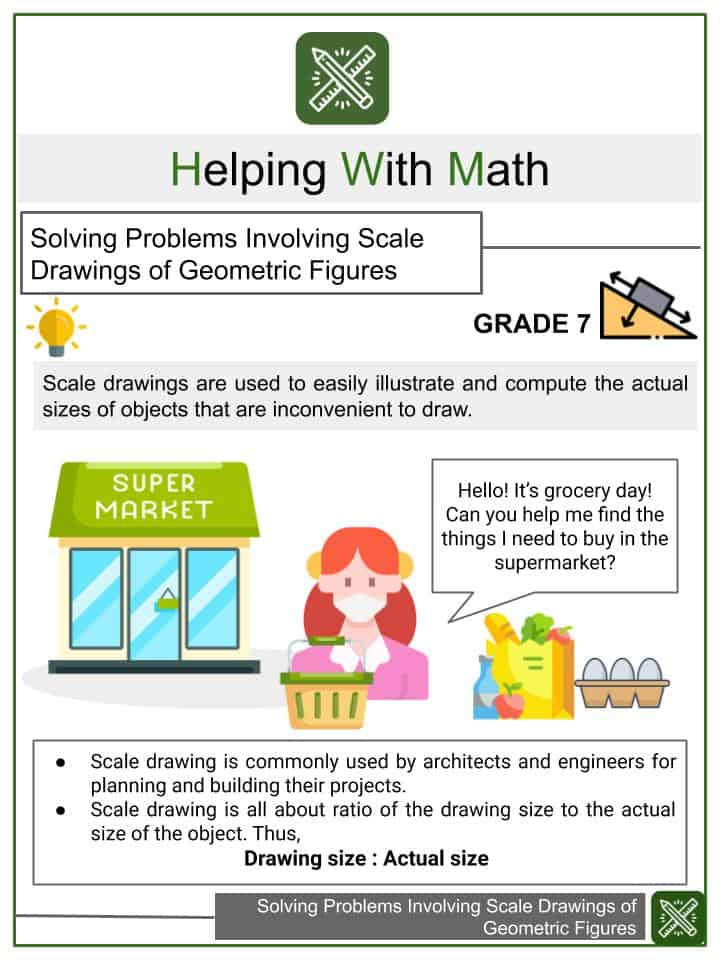 _Solving Problems Involving Scale Drawings of Geometric Figures