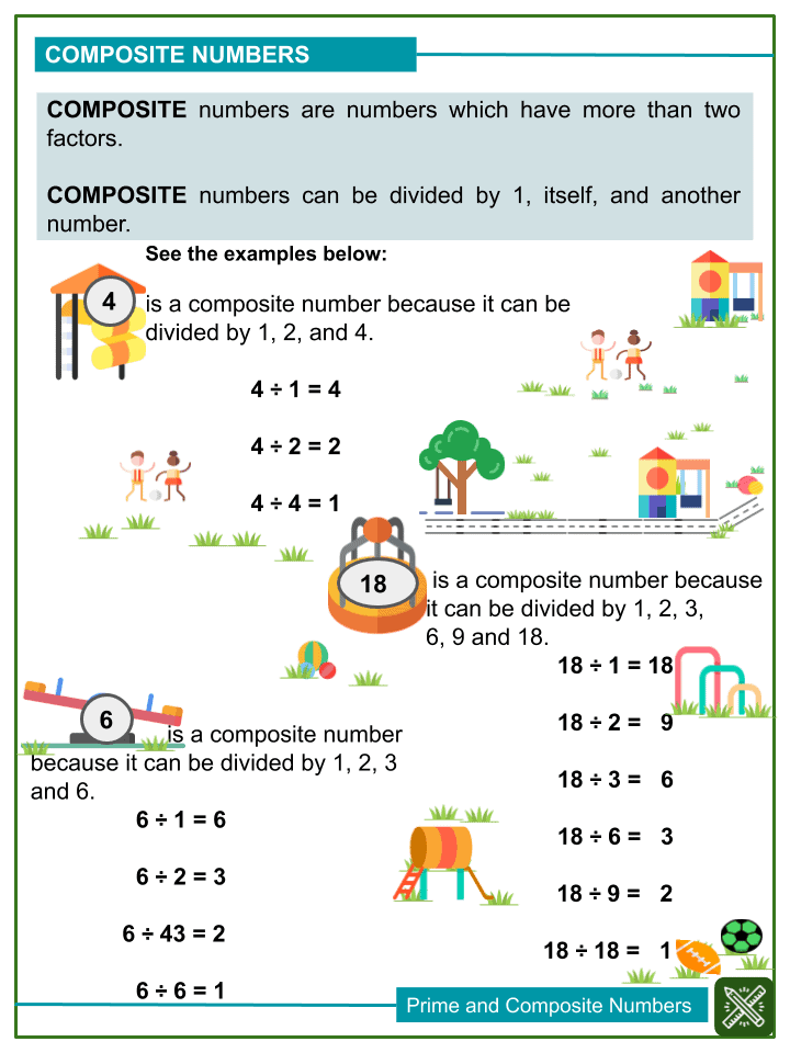 Prime and Composite Numbers (2)
