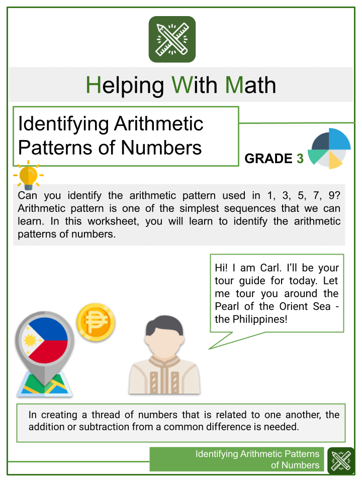 Identifying Arithmetic Patterns of Numbers.pptx