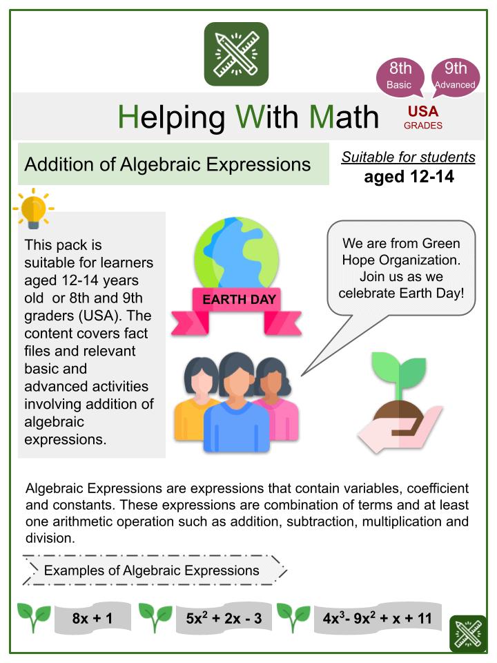 Addition of Algebraic Expressions.pptx