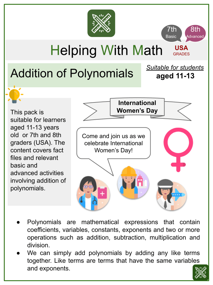 Addition of Polynomials.pptx