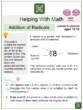 Addition of Radicals (Ages 12-14) Worksheets (Valentines day Themed)