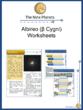 Albireo (β Cygni) Worksheets