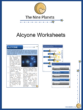 Alcyone Worksheets