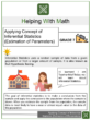 Applying Concept of Inferential Statistics (Estimation of Parameters) 7th Grade Math Worksheets