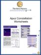 Apus Constellation Worksheets