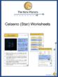 Celaeno (Star) Worksheets