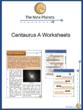 Centaurus A Worksheets