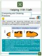 Comparing and Ordering Similar and Dissimilar Fractions 4th Grade Math Worksheets