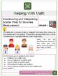 Constructing and Interpreting Scatter Plots for Bivariate Measurement 8th Grade Math Worksheets