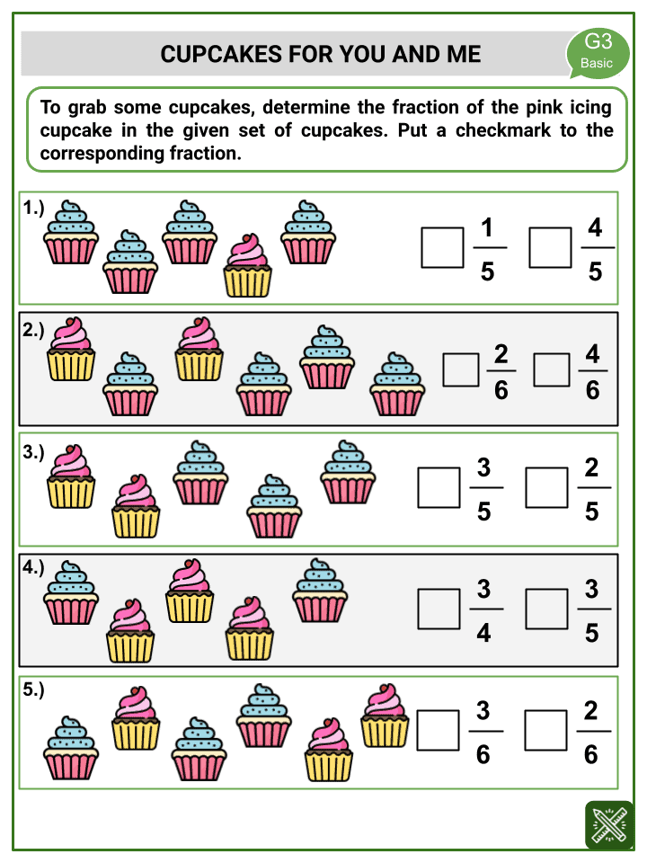 Equivalent Fractions (Snacks themed) Worksheets.pptx (3)