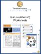 Icarus (Asteroid) Worksheets