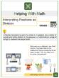 Interpreting Fractions as Division 5th Grade Math Worksheets