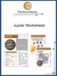 Jupiter Worksheets