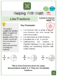 Like Fractions (CoVid-19 Themed) Aged 7-9 Worksheets