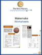 Makemake Worksheets