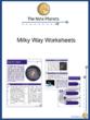 Milky Way Worksheets
