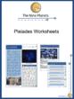 Pleiades Worksheets