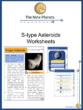 S-type Asteroids Worksheet