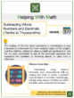 Subtracting Whole Numbers and Decimals (Tenths to Thousandths) 5th Grade Math Worksheets