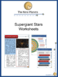 Supergiant Stars Worksheets