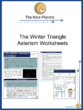The Winter Triangle Asterism Worksheets