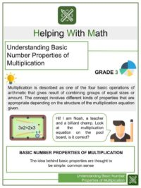 Multiplication Game – Drag and Drop – Products to 25 (5 x 5)