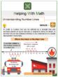 Understanding Number Lines 2nd Grade Math Worksheets