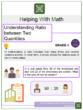 Understanding Ratio between Two Quantities 6th Grade Math Worksheets