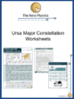 Ursa Major Constellation Worksheets