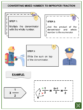 Division of Mixed Numbers (Occupations Themed) Worksheets
