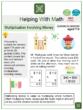 Multiplication Involving Money (Cinco De Mayo Themed) Worksheets
