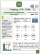 Multiplication of Integers with Unlike Signs (Banking and Finance Themed) Worksheets