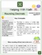 Rounding Decimals (Adventure Themed) Worksheets