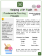 Fundamental Counting Principle (Birthday Party Themed) Worksheets