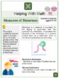 Measures of Skewness (Business Themed) Worksheets