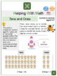 Tens and Ones (Space Themed) Worksheets